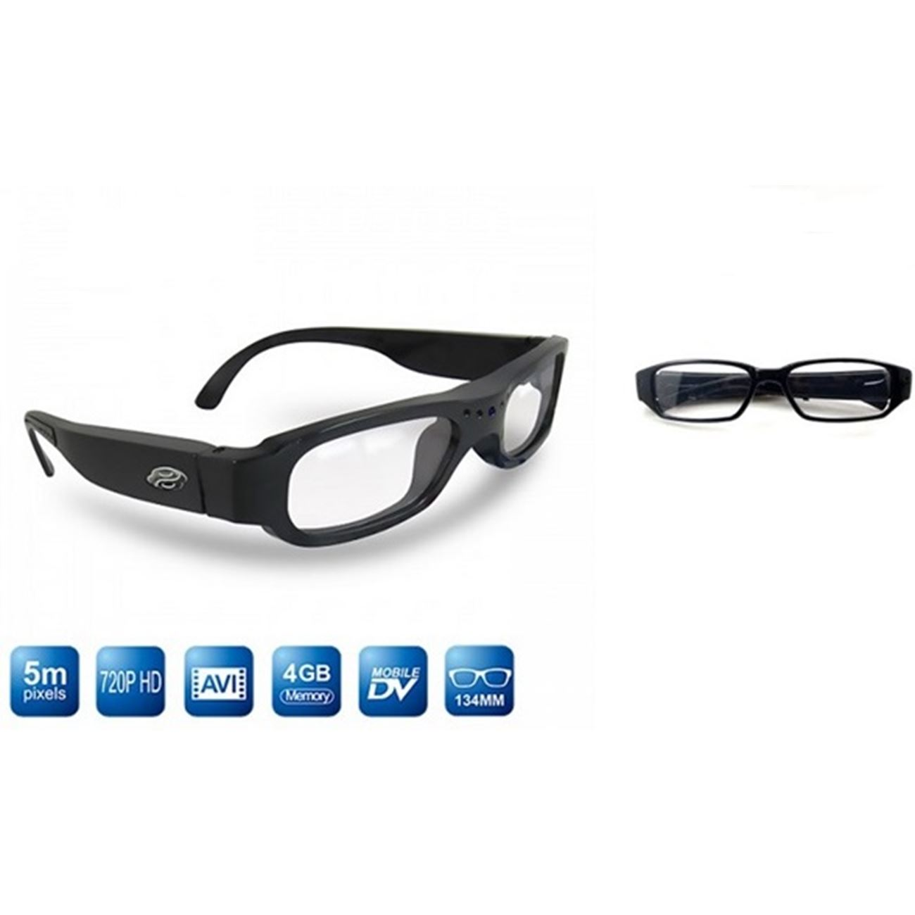 98e883cae1 Κάμερα γυαλιά DVR καταγραφή HD - Αυτόνομο καταγραφικό   Κρυφές Κάμερες  Γυαλιά