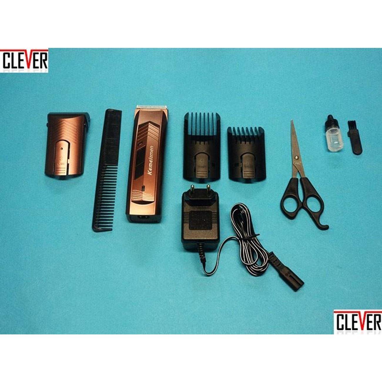 Επαναφορτιζόμενη κουρευτική - ξυριστική μηχανή - σετ περιποίησης για τον  άνδρα   Κουρευτικές μηχανές  146f4311aee